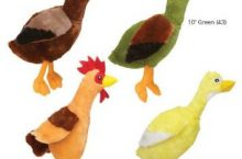 Grriggles Chirping Chums Dog Toy